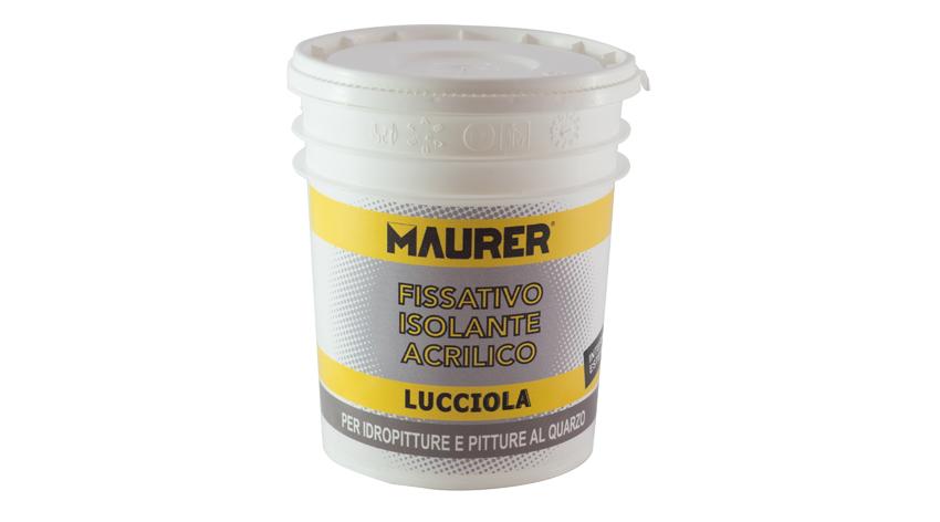 COLORANTE UNIVERSALE - 40 ml - Idropittura *LUCCIOLA* - Maurer